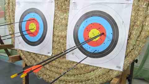 Target tiro con l'arco