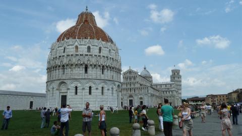 Pisa: il Museo di San Matteo diventa laboratorio di ricerca 3D