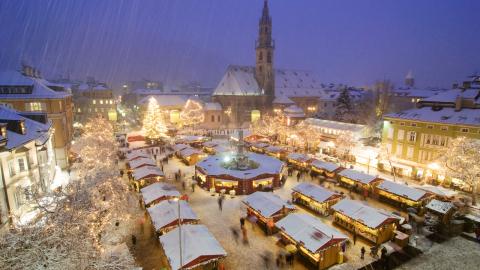 Mercatini di Natale Alto Adige 2012: da Firenze a Bolzano ...