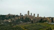 Itinerari d'inverno in Toscana: San Gimignano e Volterra