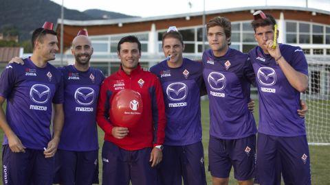 Fiorentina per Save The Children