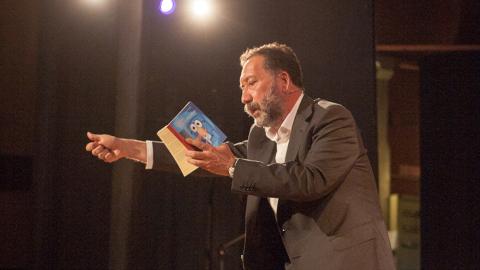 Bruno Santini al Teatro Moderno di Tavarnuzze
