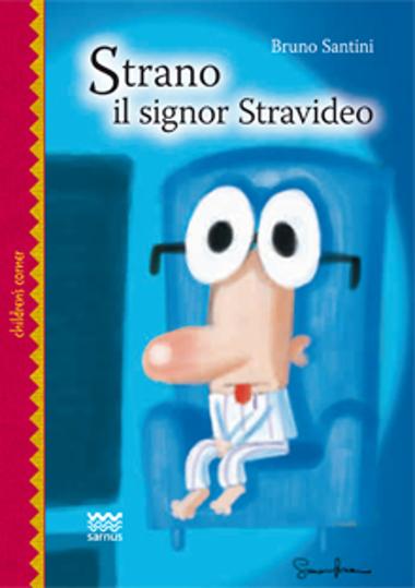 Strano Stravideo - copertina del libro