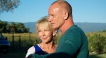 Sting e Trudie: festa di anniversario nella tenuta de Il Palagio