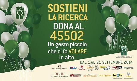 La Giornata Nazionale SLA si celebra anche in Toscana