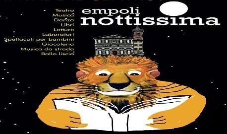 """La """"festa della cultura"""" con Nottissima Empoli"""