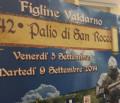 Nuova edizione del Palio di San Rocco a Figline (Fi)