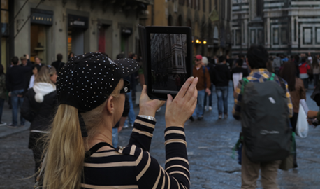 Turismo Firenze: tornano i visitatori italiani
