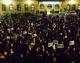 """Centinaia in piazza a Firenze per """"Charlie Hebdo"""""""