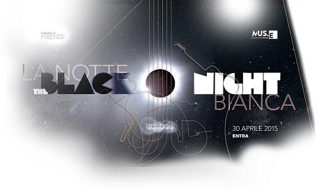 La Notte Bianca a Firenze diventa…nera!