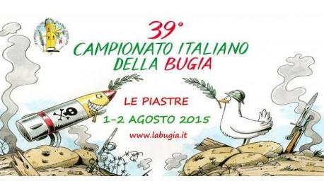 A Le Piastre (Pt) il 39° Campionato italiano della bugia