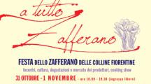 """""""A tutto Zafferano"""" a Firenze domani e domenica"""