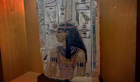 Festa dei Musei 2016: giardino e Museo Egizio dell'Archeologico di Firenze
