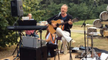 Sting e Trudie: festa d'estate con Bob Geldof e Joe Sumner