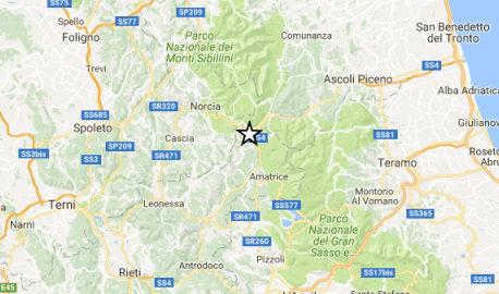 Terremoto del Reatino: aiuti e solidarietà dalla Toscana