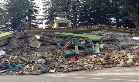 Terremoto del Reatino: il nostro viaggio ad Amatrice