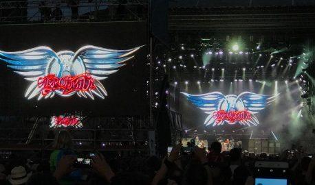 Firenze Rocks: gli Aerosmith riportano la grande musica al Parco delle Cascine
