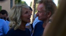 Nozze d'argento per Sting e Trudie Styler in Toscana