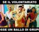 """Toscana. """"Il ballo del volontario"""", un video per i giovani"""