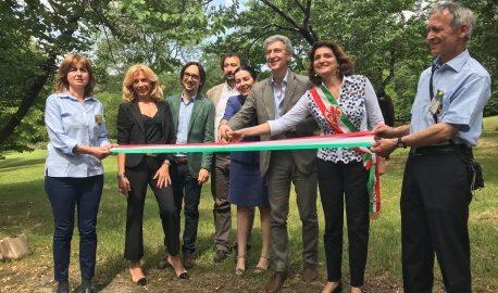 Parco di Villa il Ventaglio a Firenze: dopo 4 anni apre al pubblico l'intera area verde.