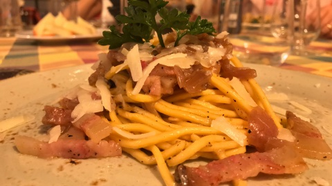 spaghetti trattoria san pierino