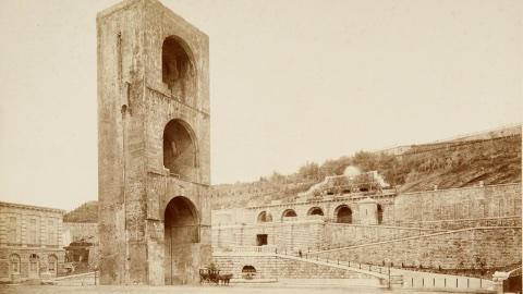 Torre di san niccolò e le rampe archivio poggi