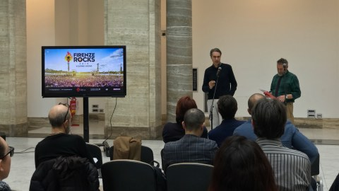 conferenza stampa firenze rocks 2019