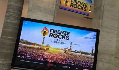 Firenze Rocks 2019: al via il conto alla rovescia per la terza edizione del festival