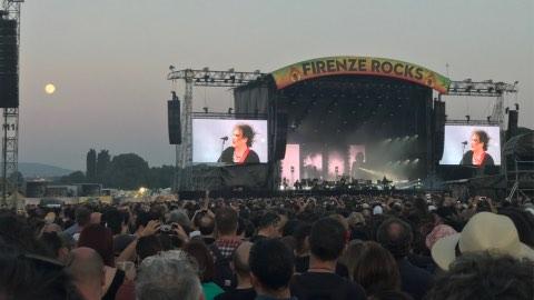 Cure a Firenze Rocks 2019
