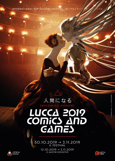 lucca comics and games 2019 manifesto