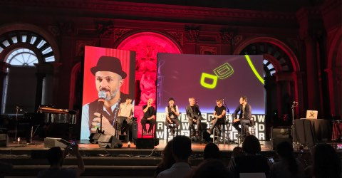intervista subsonica al wired next festival