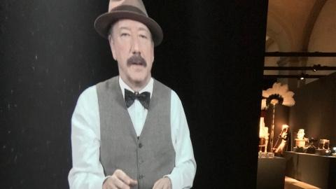Bruno Santini interpreta Tutankamon