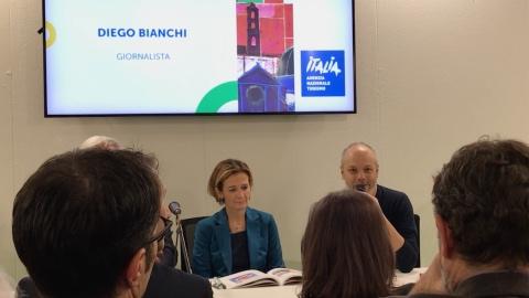 Diego Bianchi a Bit 2020