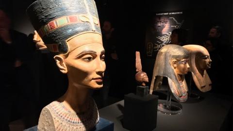 Tutankamon viaggio verso l'eternità