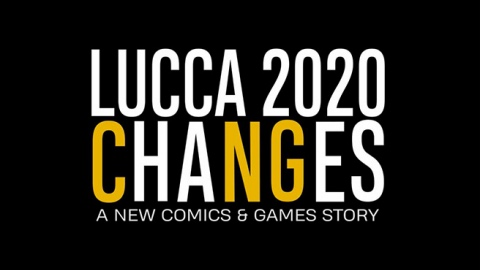 lucca comics and game 2020