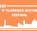 Edizione 2020 del Florence Guitar Festival