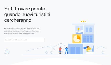 Turismo digitale: Google lancia dall'Italia Google Hotel Insights
