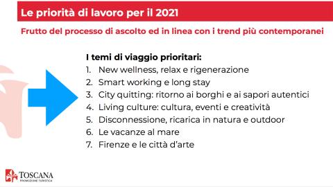 piano turismo 2021 regione toscana