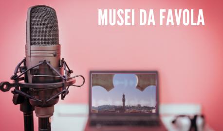 Musei da favola: podcast gratuiti per i bambini sui musei fiorentini